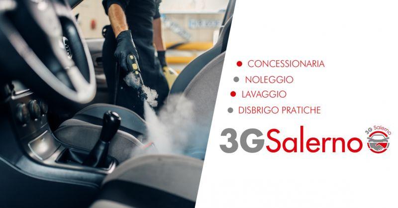 Offerta Sanificazione Interni Auto Salerno - Occasione Igienizzazione Interni Auto Salerno