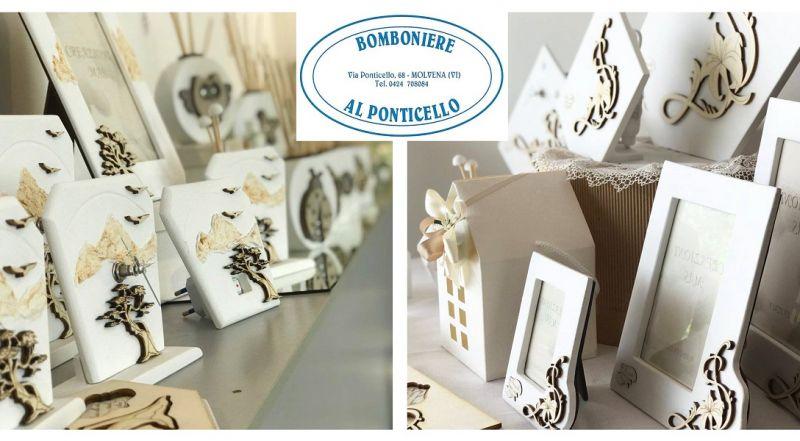 BOMBONIERE AL PONTICELLO Offerta negozio vendita cornici - Promozione vendita articoli cornici