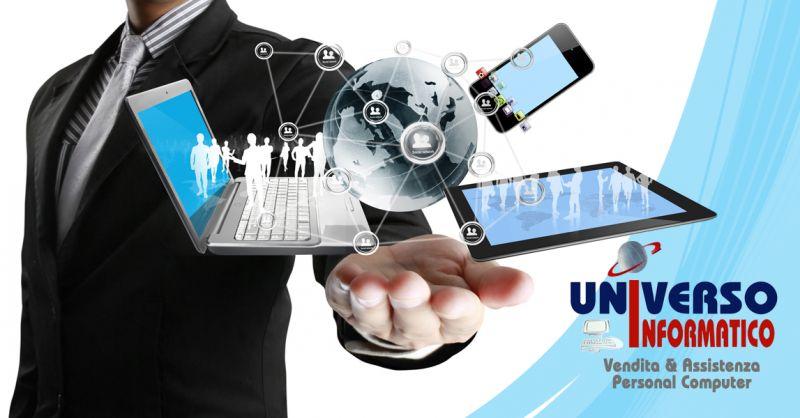 UNIVERSO INFORMATICO offerta vendita pc notebook marsala-occasione assistenza tecnica computer