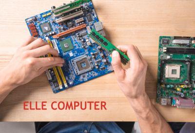elle computer offerta assistenza informati privati e aziende promozione istallazione hardware
