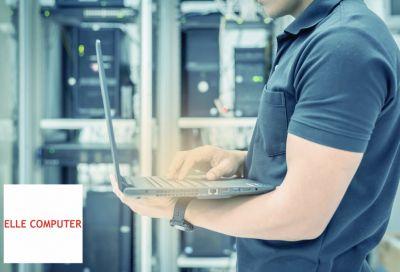 elle computer offerta assistenza informatica privata promozione riparazioni pc a cornaredo