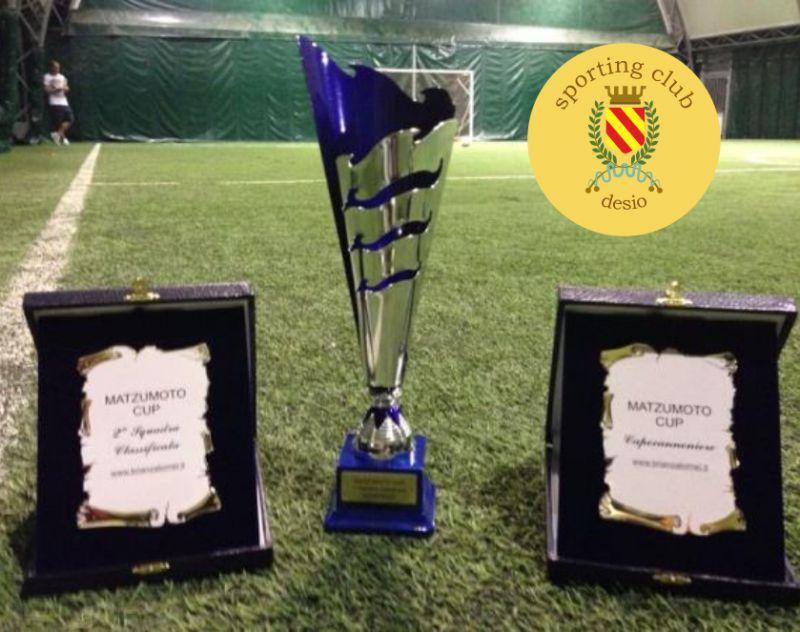 SPORTING CLUB DESIO iscrizioni aperte calcetto a cinque - promozione tornei estivi calcio