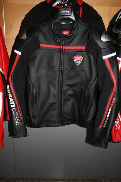 giacca ducati corse versione nera