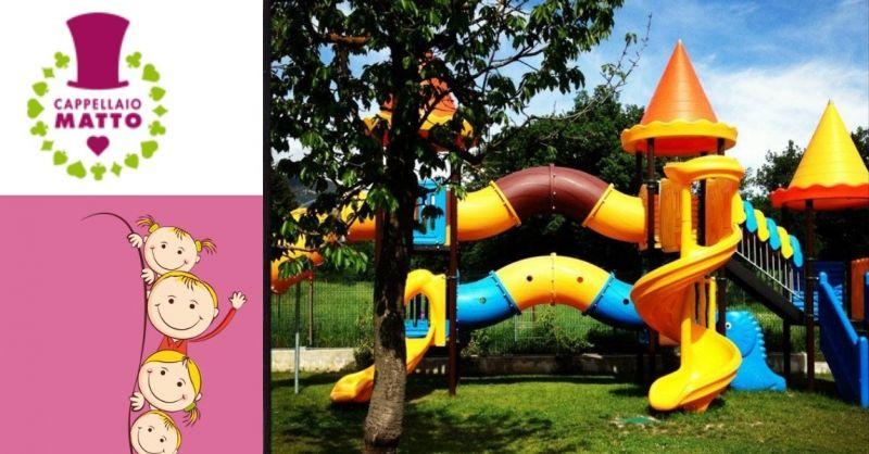 Il Cappelaio Matto offerta ristorante pizzeria Terni - occasione area giochi per bambini