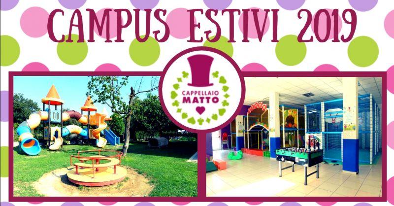 offerta campi estivi 2019 Terni - occasione campus estivo per bambini Terni