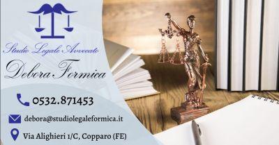 offerta miglior avvocato divorzista ferrara occasione avvocato specializzato in separazioni ferrara