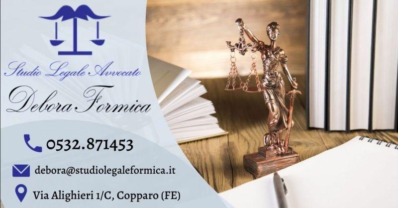 Offerta miglior avvocato divorzista Ferrara - Occasione avvocato specializzato in separazioni Ferrara