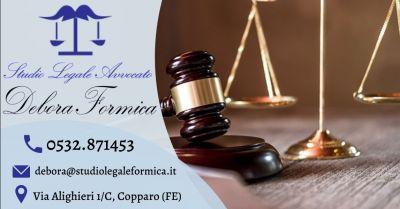 offerta avvocato esperto amministratore di sostegno ferrara occasione specialista amministrazione di sostegno