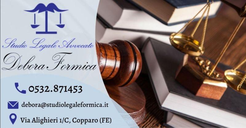 Offerta consulenza legale diritto minorile Ferrara - Occasione avvocato esperto in tutela minorile Ferrara
