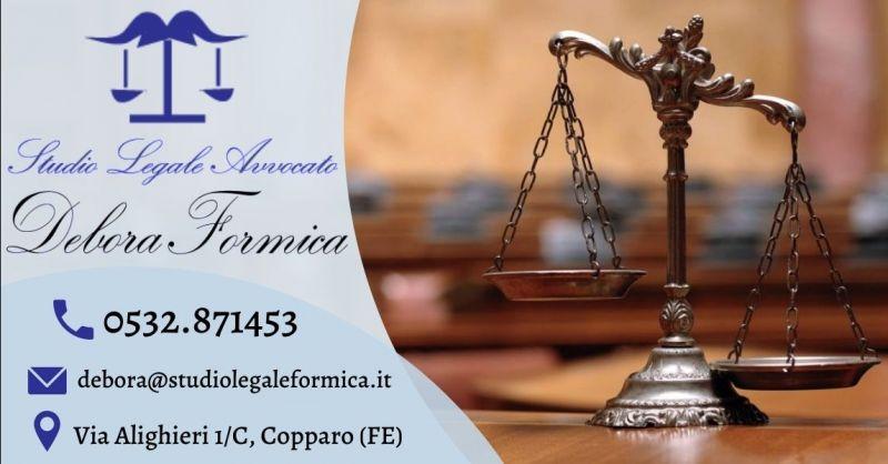 Offerta avvocato specializzato recupero crediti Ferrara - Occasione consulenza legale gestione recupero credito