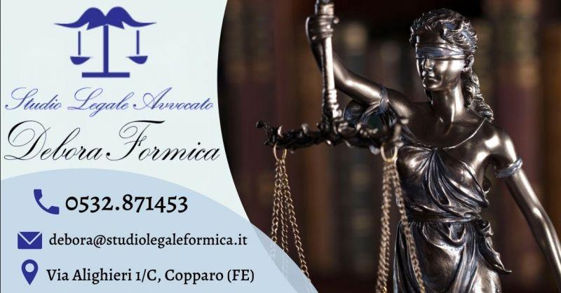 Offerta avvocato specializzato incidenti stradali Ferrara - Occasione consulenza legale sinistro stradale Ferrara