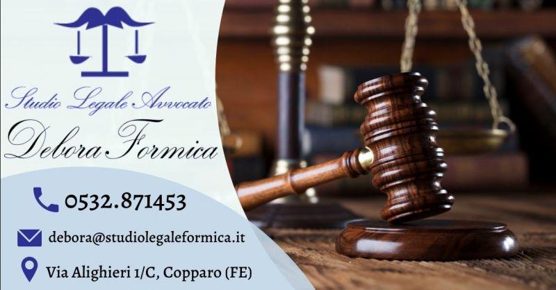 Offerta consulenza legale controversie condominiali Ferrara - Occasione assistenza contratti di locazione Ferrara