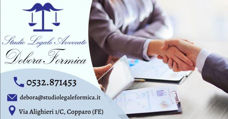 Offerta avvocato mediatore familiare Ferrara - Occasione avvocato per unioni civili coppie di fatto Ferrara