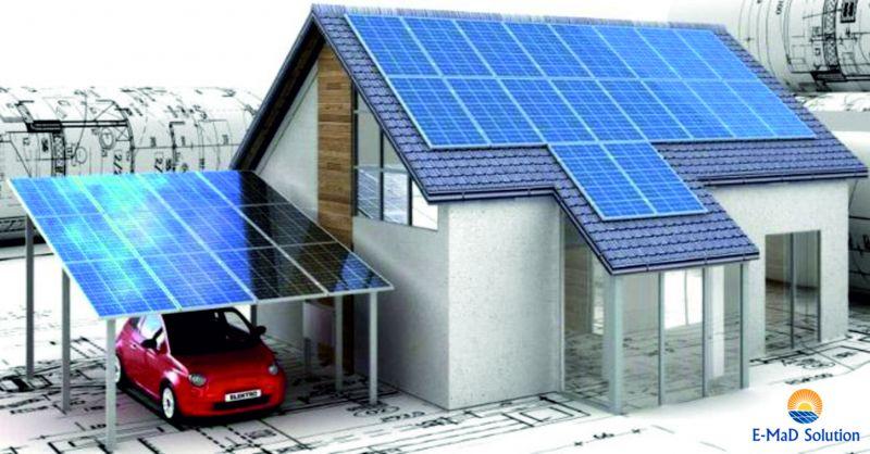 E Mad Solution offerta fotovoltaico -  occasione efficientamento energetico solare termico