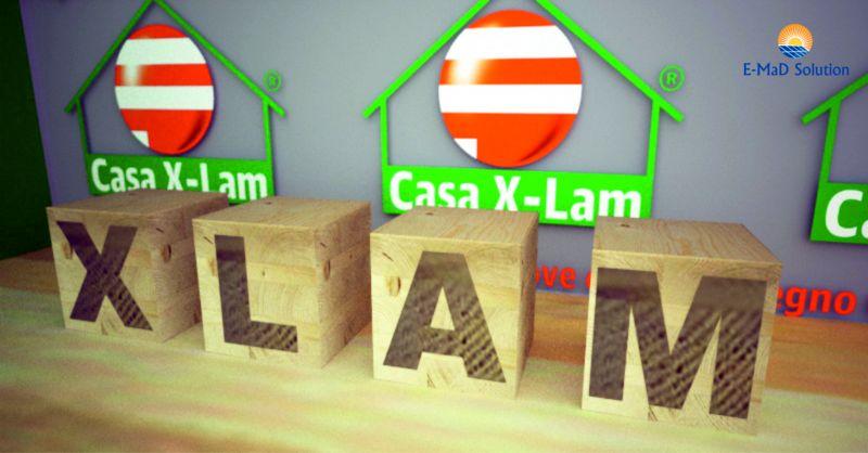 E Mad Solution offerta casa in legno -  occasione edificio a basso contenuto energetico teramo