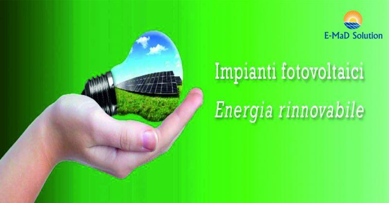 E Mad Solution offerta fotovoltaico - occasione climatizzazione teramo