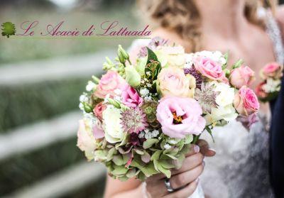 azienda agraria le acacie offerta vendita addobbi floreali per matrimoni promo flower design