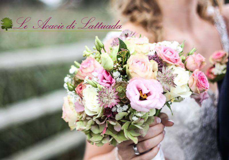 AZIENDA AGRARIA LE ACACIE offerta vendita addobbi floreali per matrimoni - promo flower design