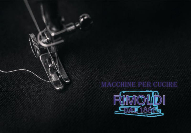 RIMOLDI offerta riparazione macchine da cucire - promozione revisione macchine cucito