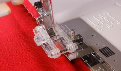 rimoldi offerta piedino macchina da cucire con cingolato promozione piedino orlatore