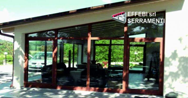 Effebi Serramenti offerta produzione - occasione specialisti in finestre