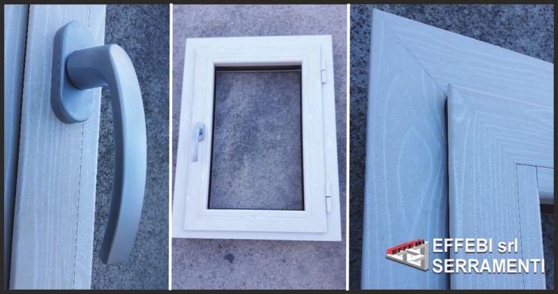 effebi serramenti srl offerta finestre in alluminio - occasione porte interne citta di castello