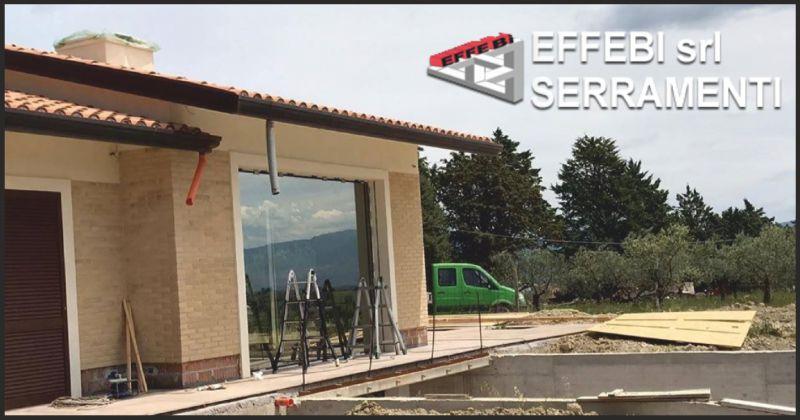 effebi serramenti offerta montaggio vetro - occasione installazione vetro citta di castello