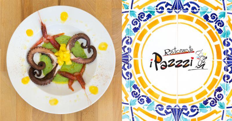 RISTORANTE I PAZZI offerta cucina del territorio marsala - occasione ristorante prodotti tipici