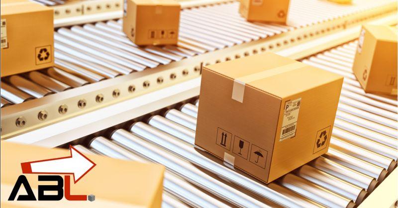 offerta packaging imballaggio secondario merci Fiano Romano - occasione Etichettatura prodotti