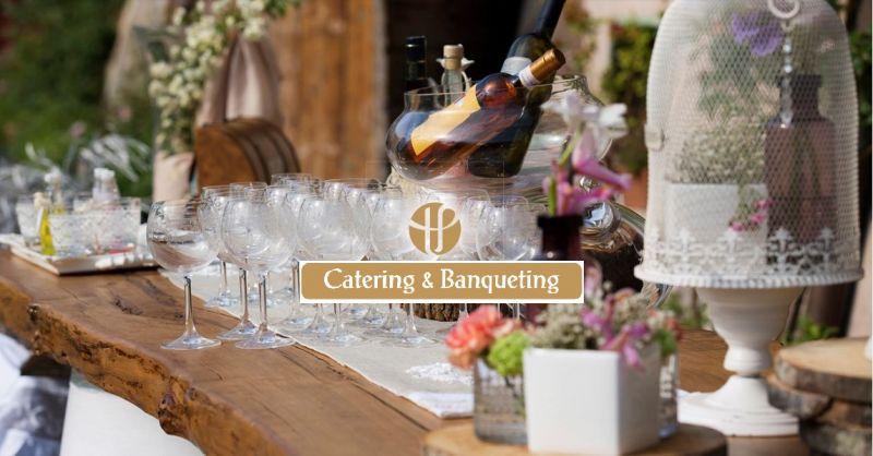 T.P. CATERING - Offerta servizio professionale organizzazione eventi Banqueting e Catering Roma