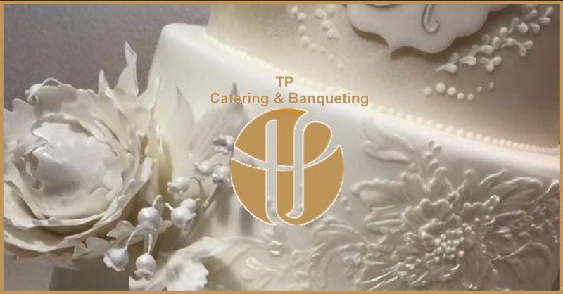 T.P. CATERING offerta servizio cake design - Occasione decorazioni torte per cerimonie Roma