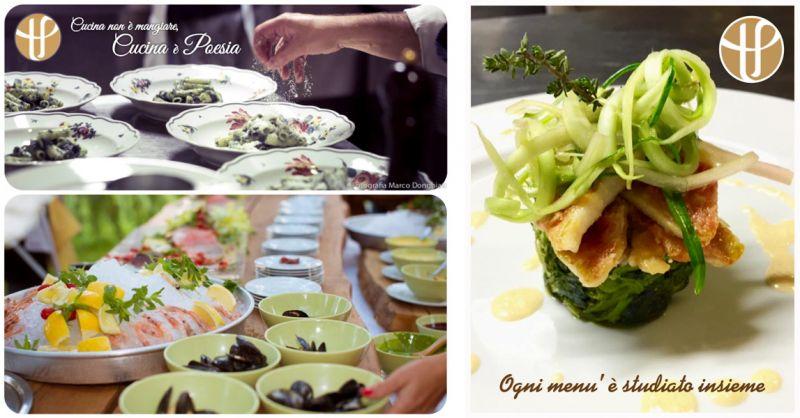 offerta servizio ristorazione meeting aziendali Roma - occasione organizzazione congressi Roma