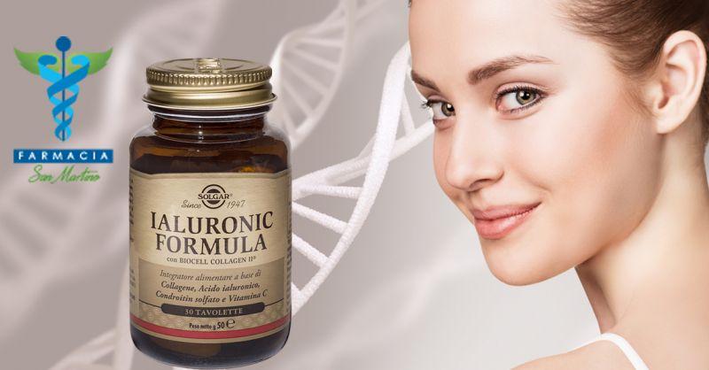 Offerta  Integratore Alimentare di Acido Ialuronico Roma - Occasione Integratore Collagene Roma