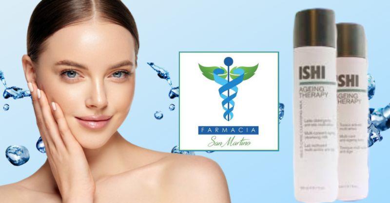 Offerta prodotti viso anti age - occasione vendita linea ishi ageing therapy