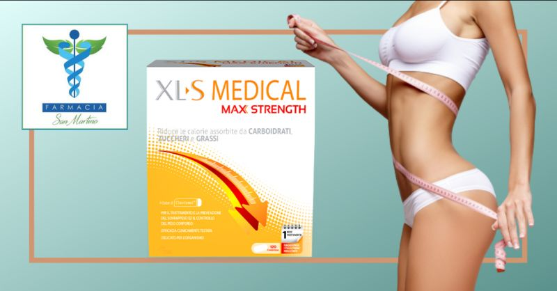 Offerta xls medical max strength centoventi compresse - occasione integratore per dimagrire