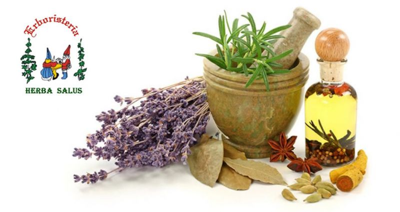 Herba Salus erboristeria Nuoro - offerta  prodotti naturali integratori alimentari alimenti bio
