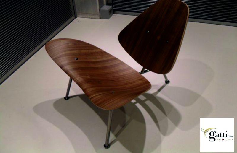 Poltrona Lounge Kram di Infiniti Design - Design Thomas Pedersen