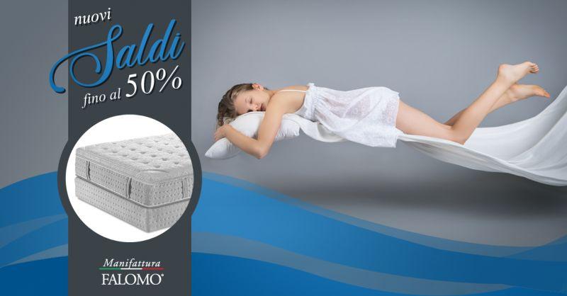 offerta materassi pronta consegna Falomo Teramo - occasione manifattura Falomo Ascoli Piceno