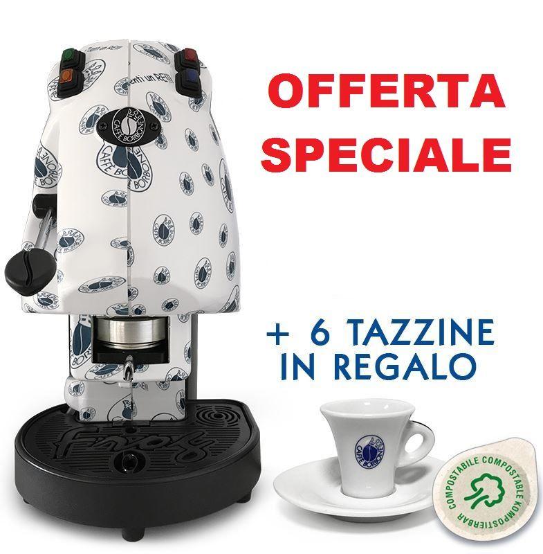 MAcchina caffe FROG Borbone