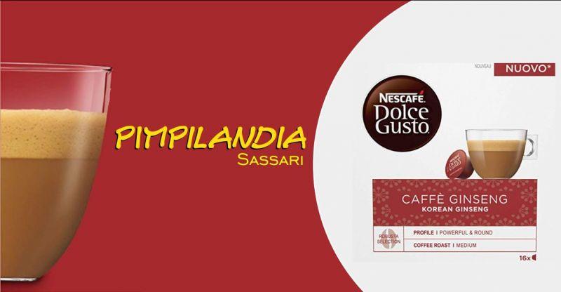 PIMPILANDIA negozio online - Offerta confezioni da 16 capsule di Nescafe Dolce Gusto Caffe Ginseng