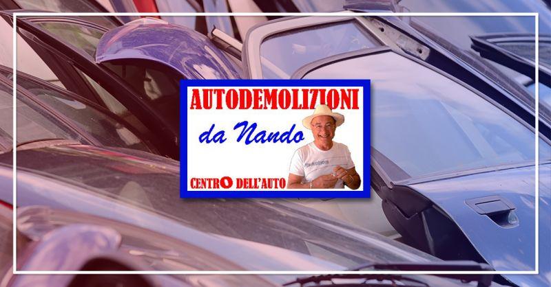 CENTRO DELL'AUTO SAS - Offerta Ricambi Auto Usati Pinerolo Bricherasio