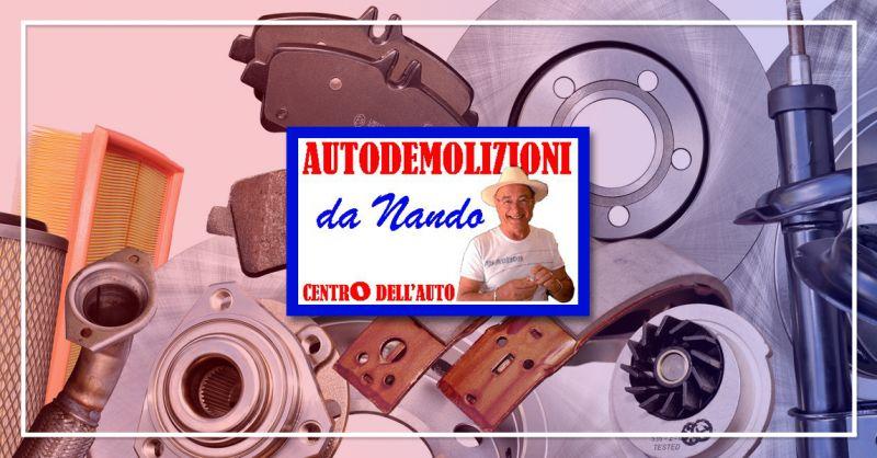 CENTRO DELL'AUTO SAS - Occasione Vendita Ricambi Auto Usati Pinerolo Bricherasio
