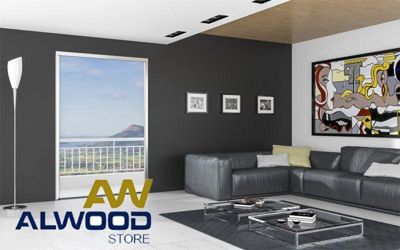 Offerta infissi finestre su misura taranto - promozione zanzariere verticali laterali pannello
