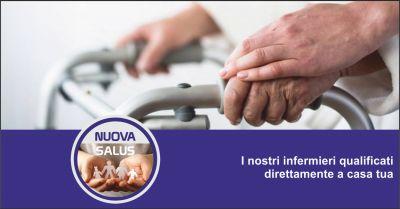 nuova salus offerta assistenza domiciliare malati occasione assistenza infermieristica rieti
