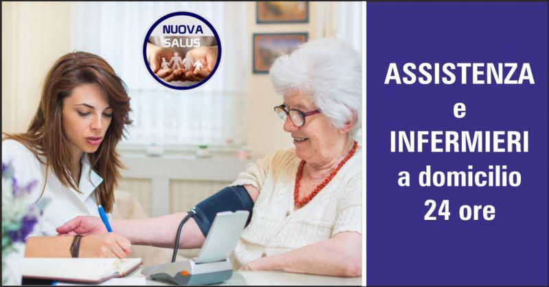 nuova salus offerta assistenza domiciliare anziani - occasione infermieri 24 ore rieti