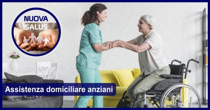 nuova salus offerta assistenza domiciliare anziani - occasione assistenza sociale anziani rieti