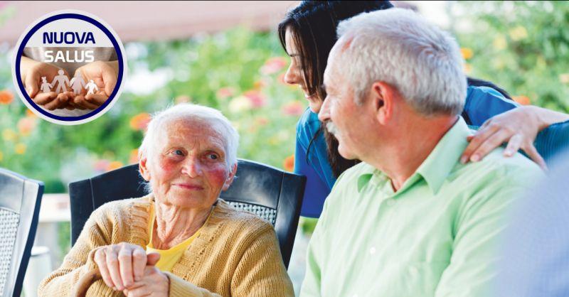 nuova salus offerta assistenza domiciliare badanti - occasione assistenza anziani rieti