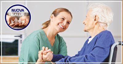 nuova salus offerta assistenza sociale anziani occasione operatori socio sanitari rieti