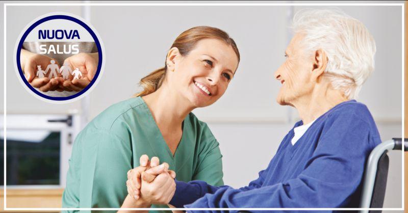nuova salus offerta assistenza sociale anziani - occasione operatori socio sanitari rieti