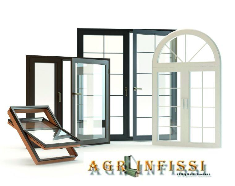AGR INFISSI offerta installazione serramenti legno alluminio - promozione posa in opera serramn